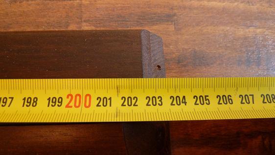 определение длины коробки