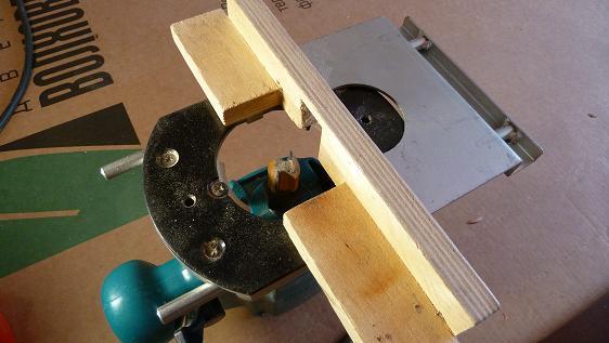 доработка фрезера для врезки петель